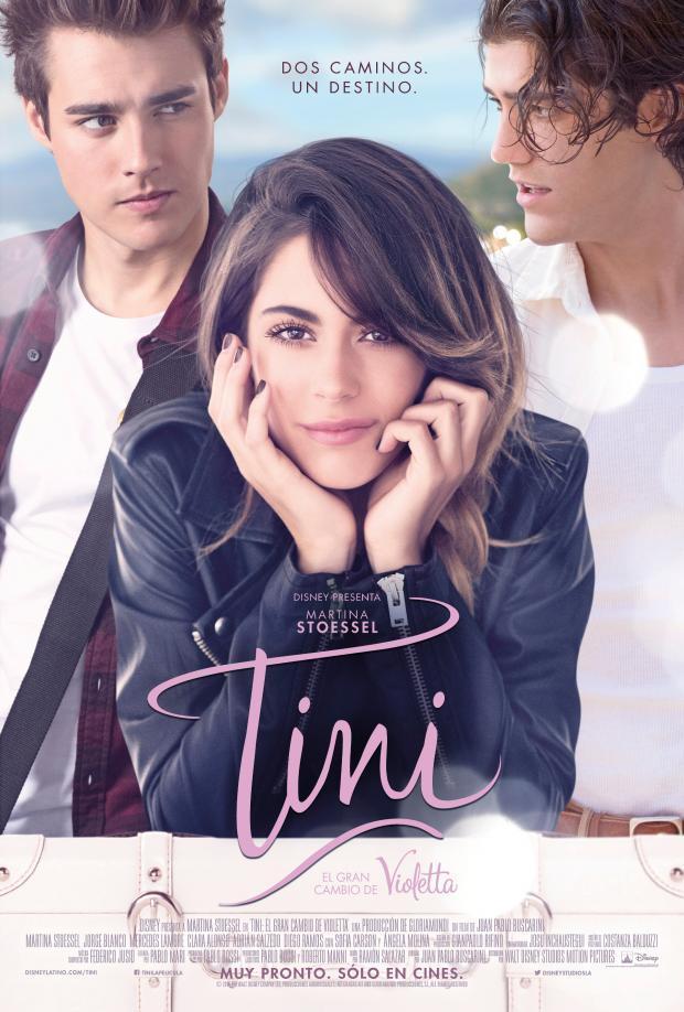 Tini: El gran cambio de Violetta eng.