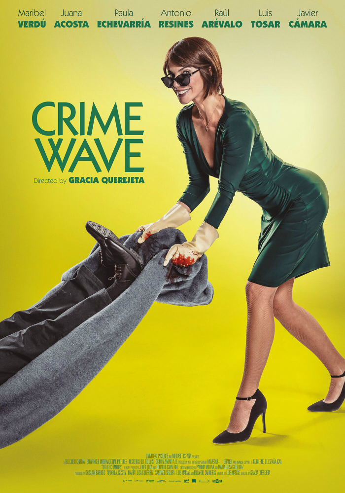 Waves of Crimes
